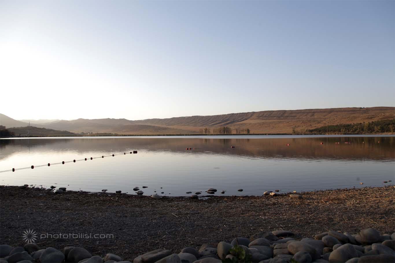 Lago di Lisi al Tramonto